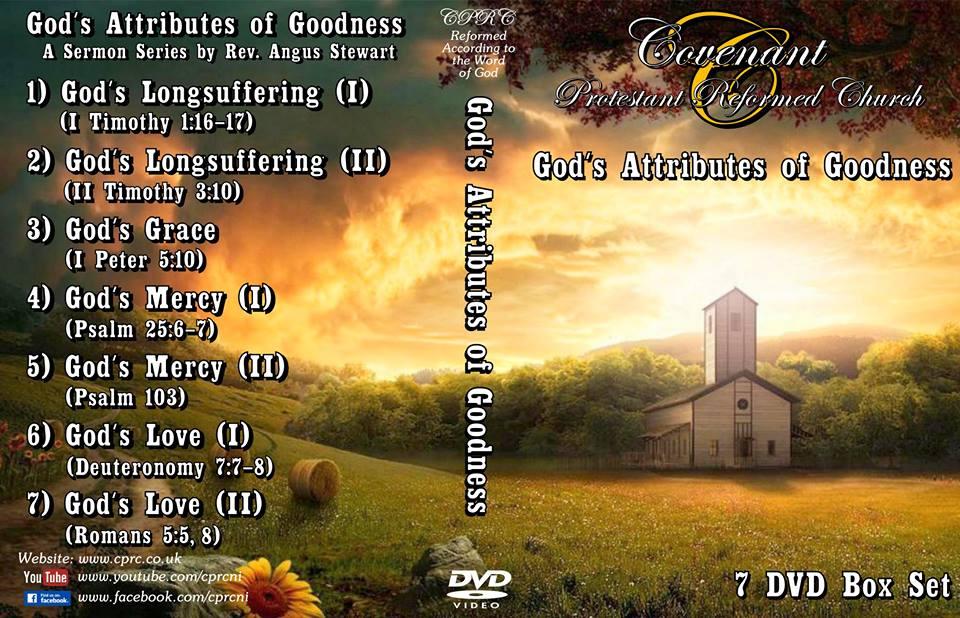 CD and DVD Box Sets of Sermon Series
